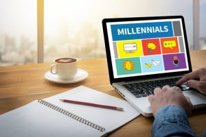 Small business marketing to millennials to earn their trust and engage with content they will share