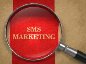 Best practice tips for effective SMS marketing by offering tempting incentives to sign up to increase ROI