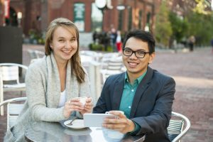 Digital marketing to mobile millennials using SMS