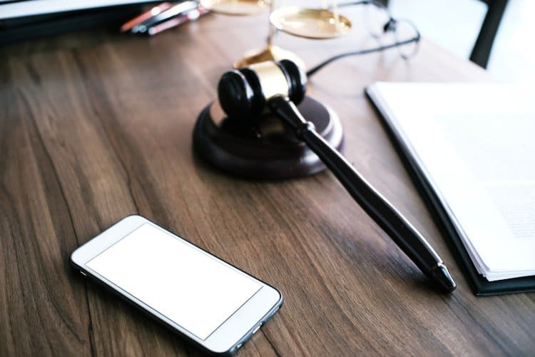 sms in law companies