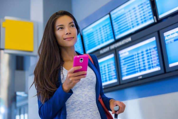 sms on travel industry